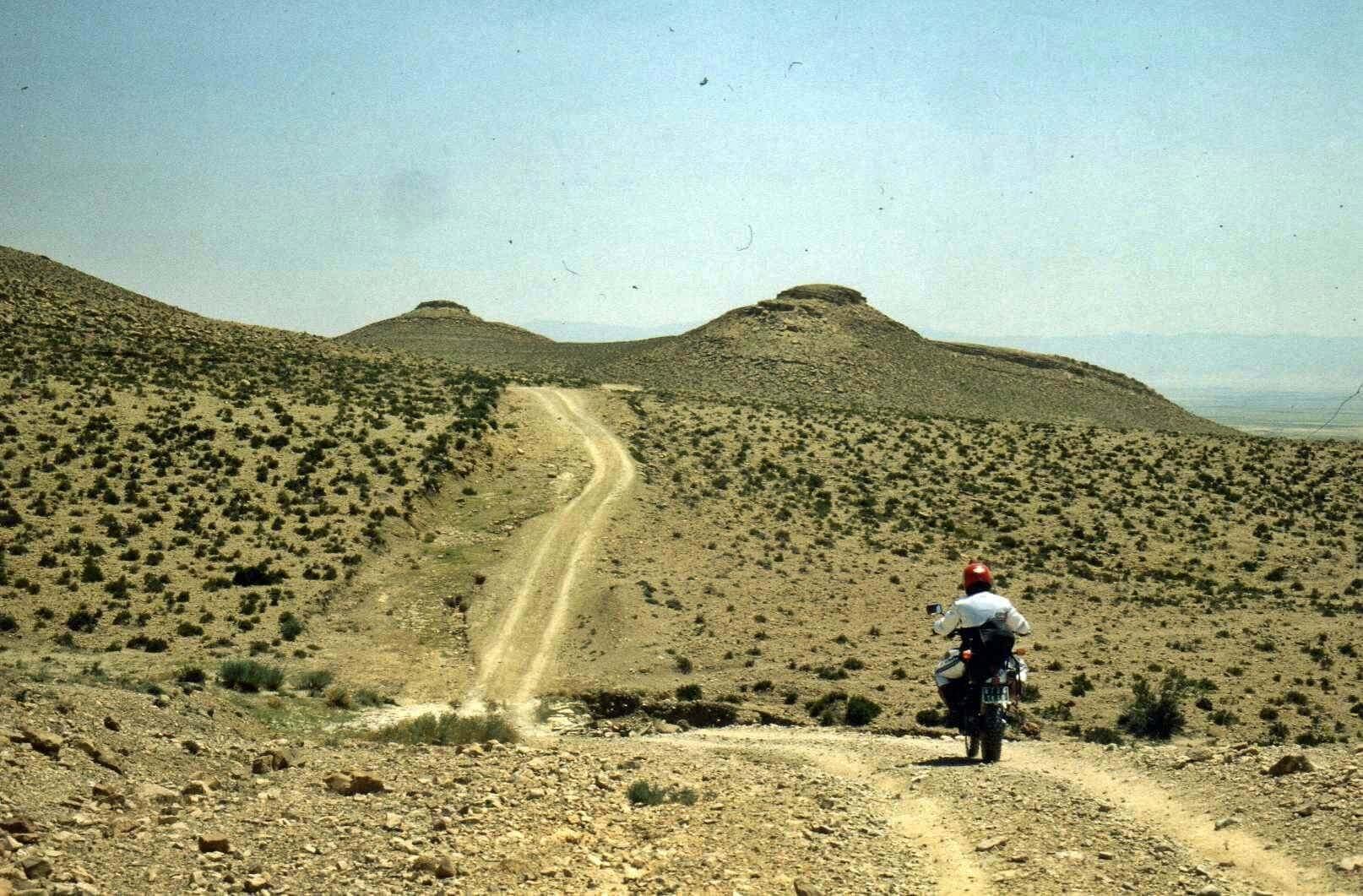 Raid moto 4x4 Tunisie Wild Spot El Kef Chebika - région de Khangette Slougui frontière algérienne