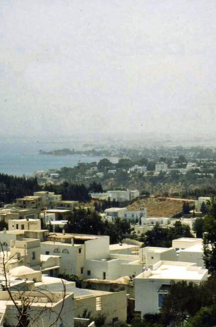 Raid moto 4x4 Tunisie Wild Spot Tunis et Carthage Sidi Bou Saïd