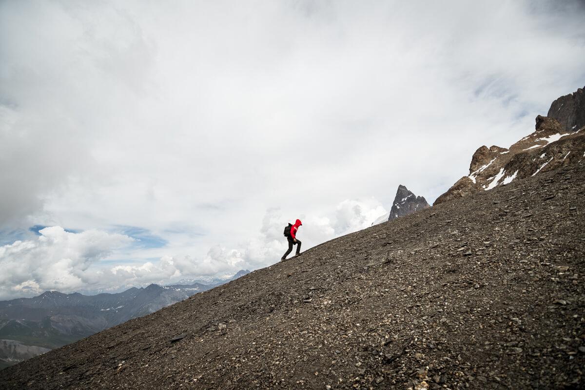 Trip photo Écrins Hautes Vallées La Grave Meije