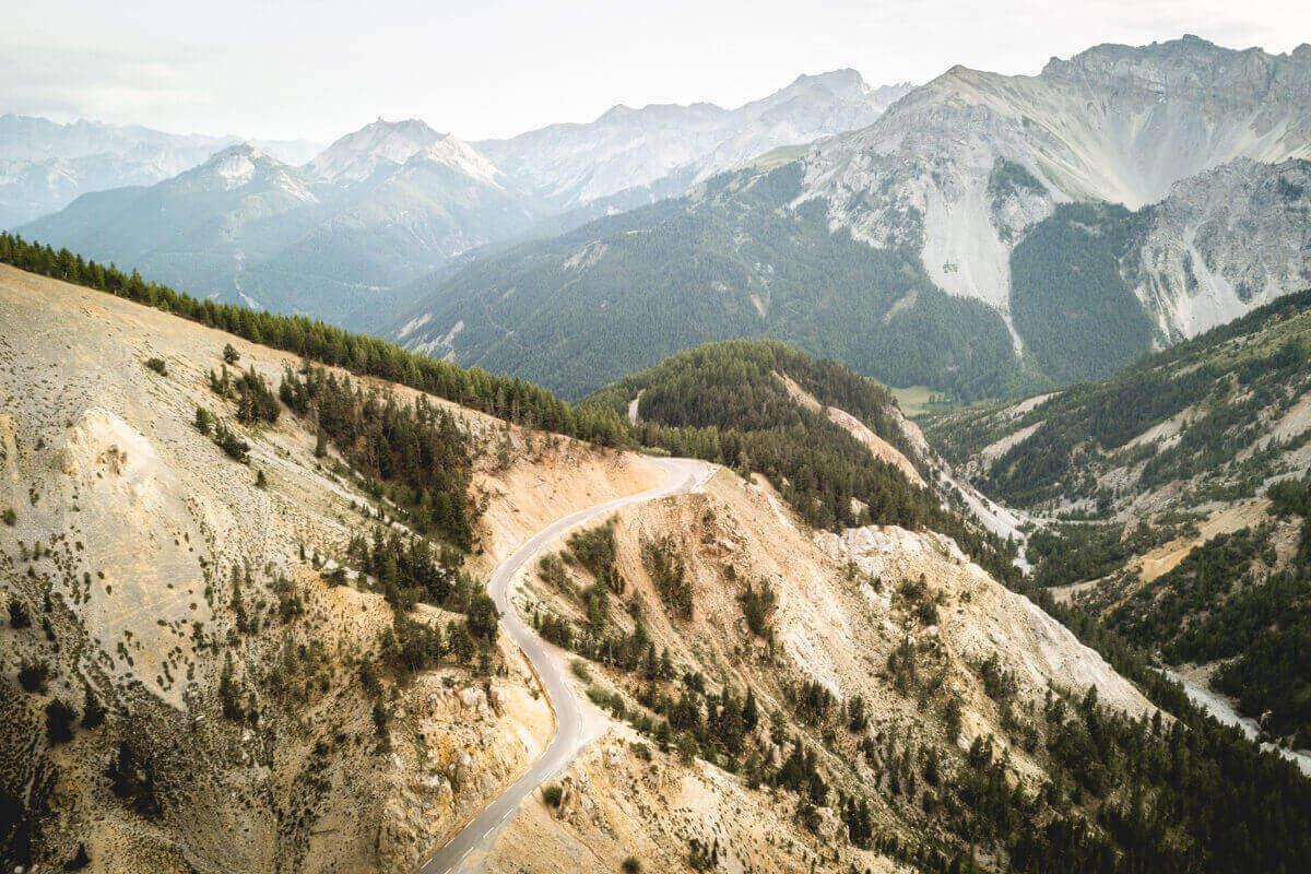 Trip photo Écrins Hautes Vallées Col Izoard
