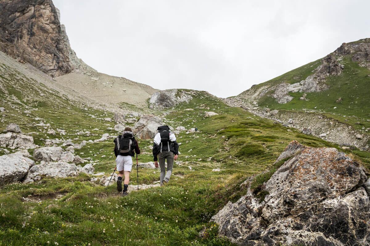 Trip photo Écrins Hautes Vallées Lac Béraudes Clarée
