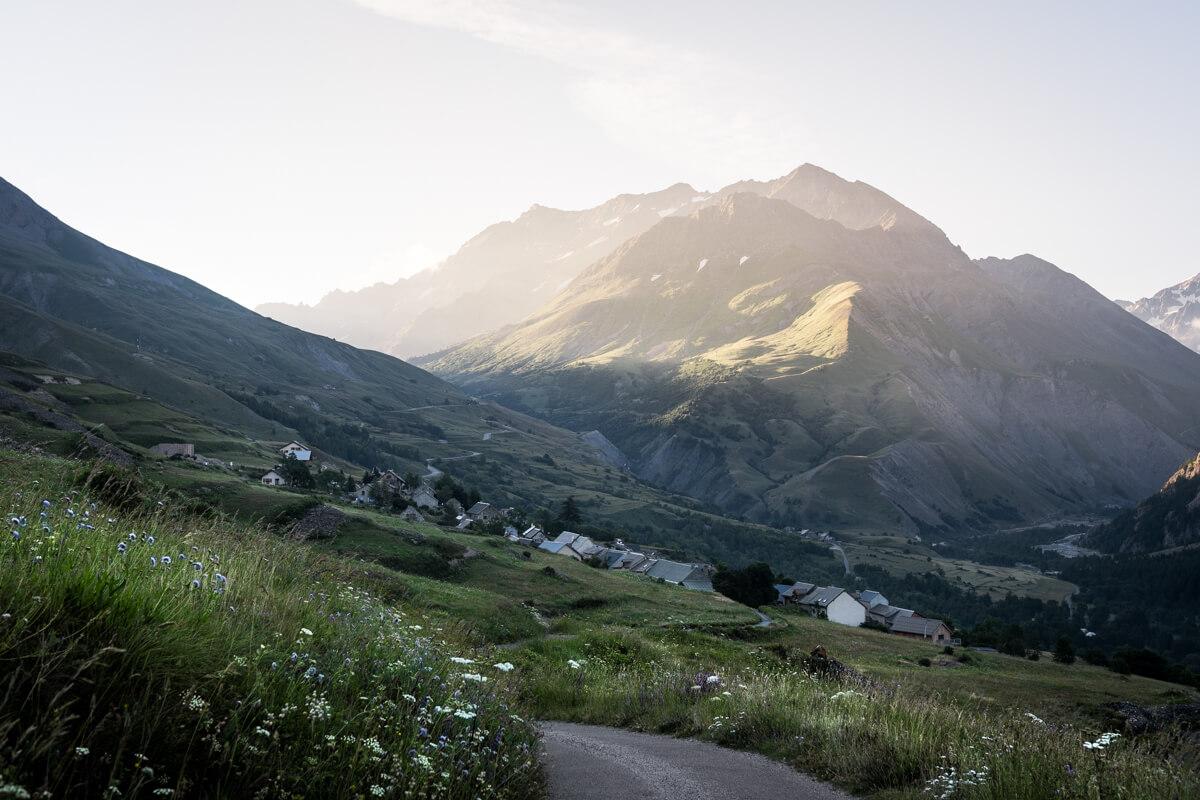 Trip photo Écrins Hautes Vallées Lac Pontet Lauteret