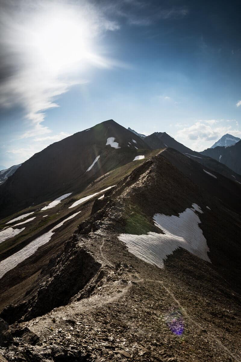 Trip photo Écrins Hautes Vallées rando Pic Blanc Galibier