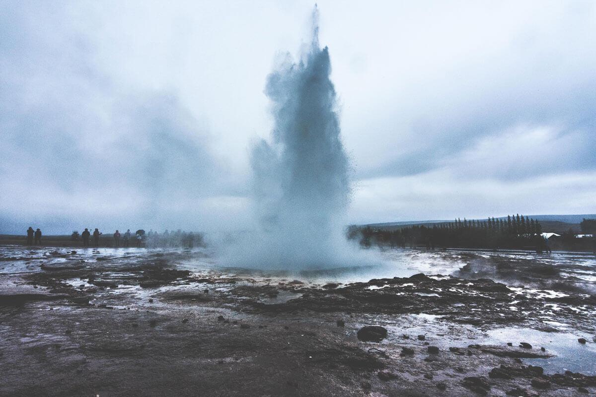 Islande trip photo Keflavík Höfn Wild Spot