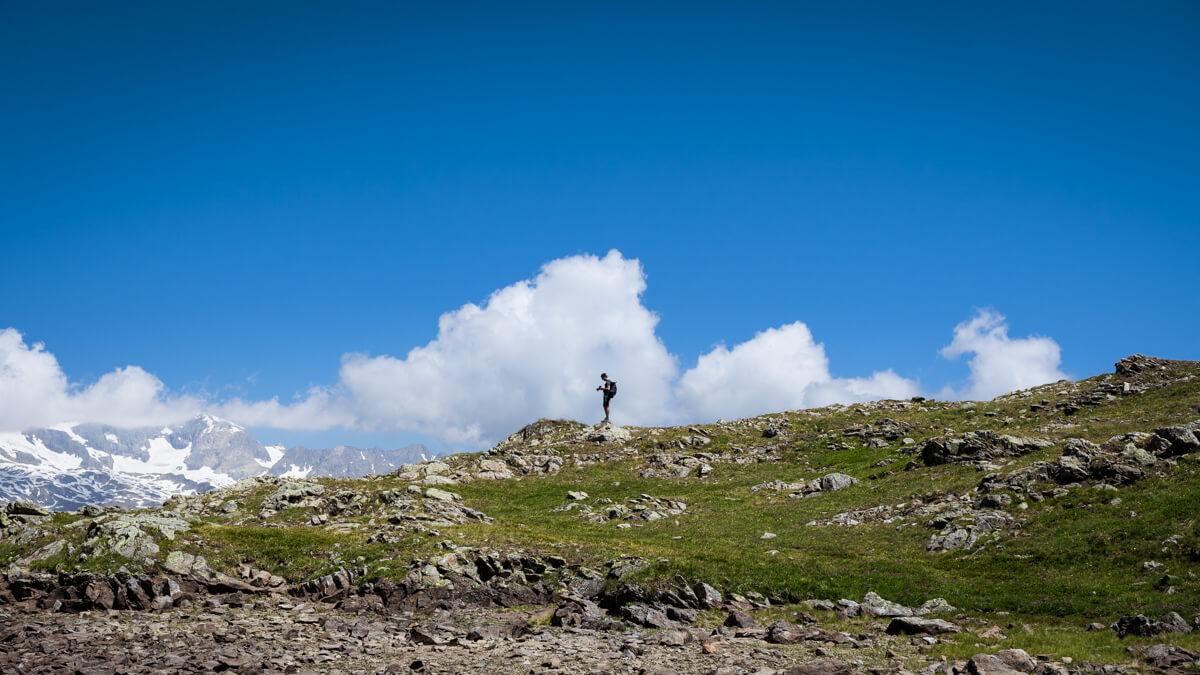 Trip photo Écrins Hautes Vallées rando plateau Emparis Oisans