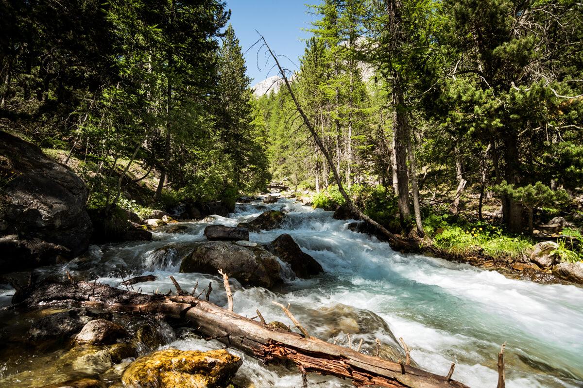 Trip photo Écrins Hautes Vallées rando Lago Verde Névache