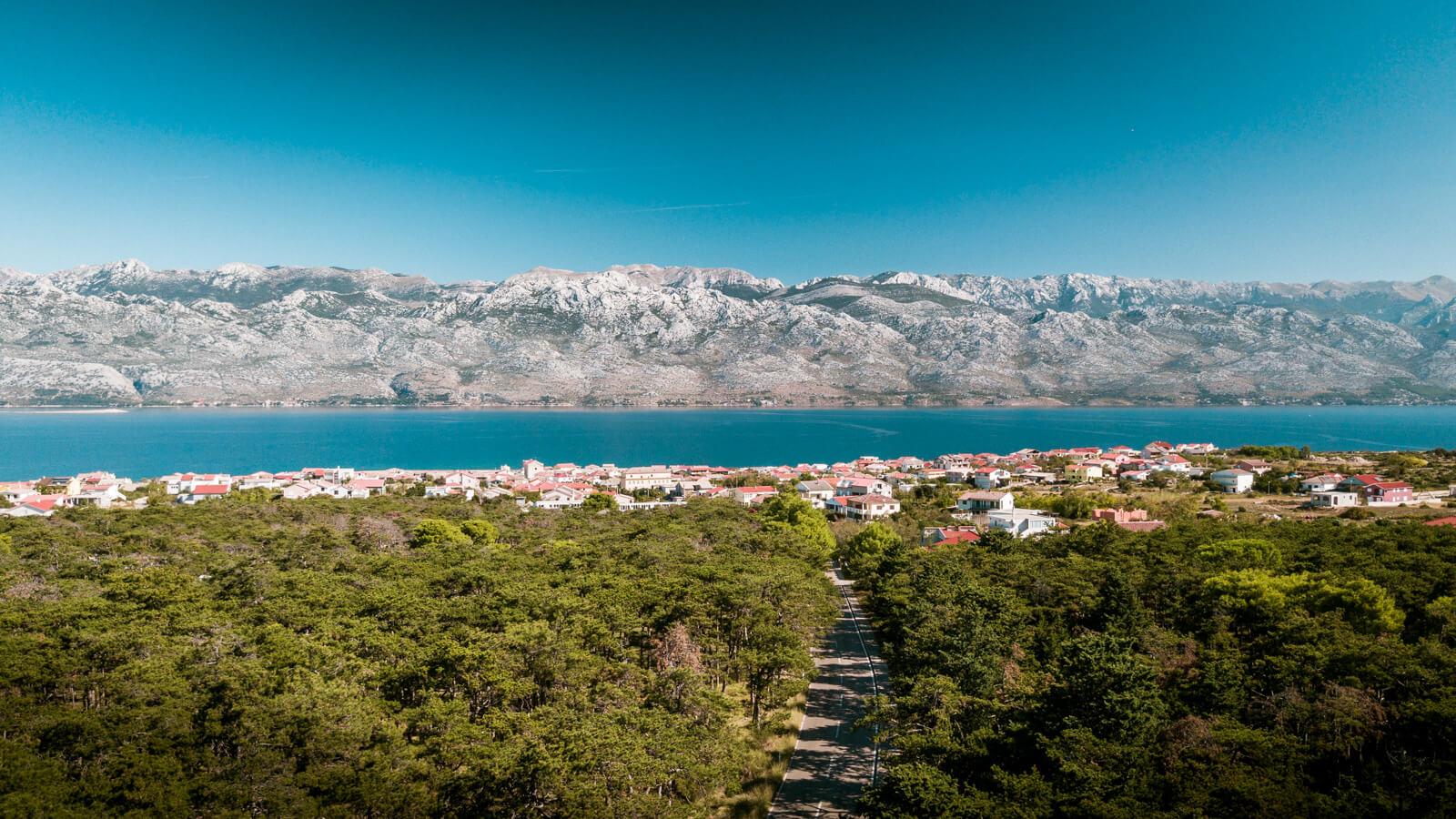 Zadar Pag Ražanac Omis Trip Photo Croatie
