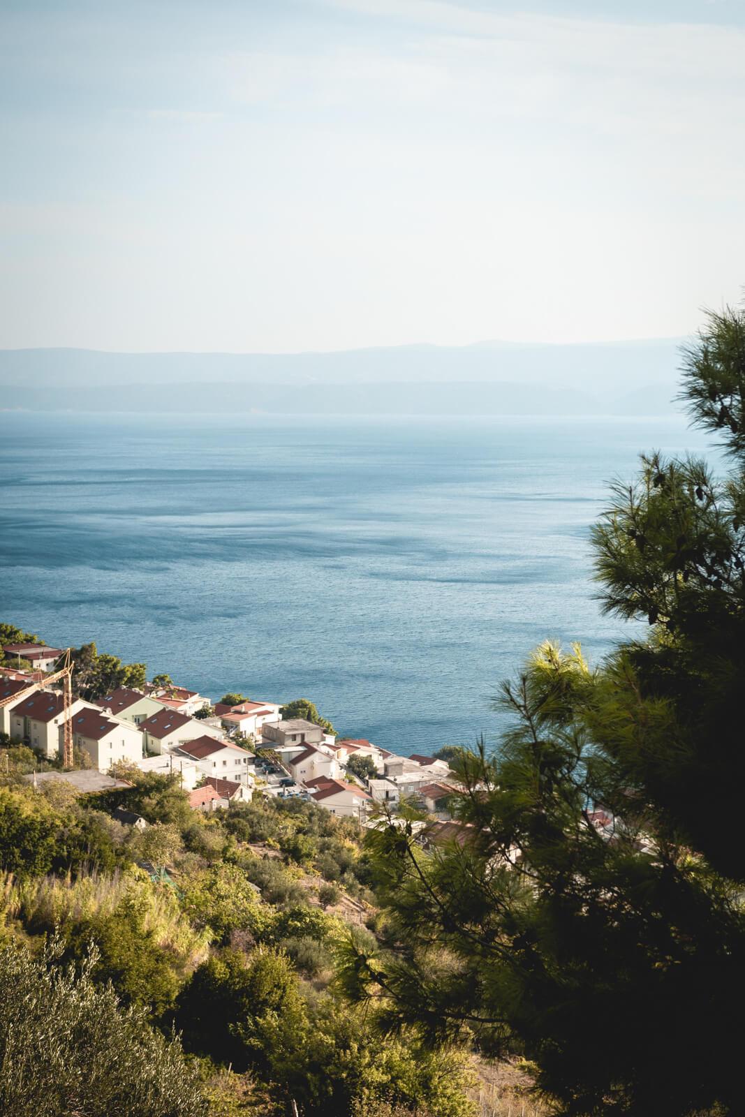 Zadar Omis Trip Photo Croatie